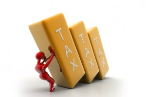 Service tax on card transactions