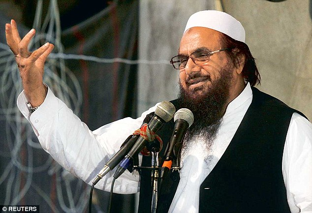 Hafiz Saeed's detention: India not convinced, demands for a credible crackdown