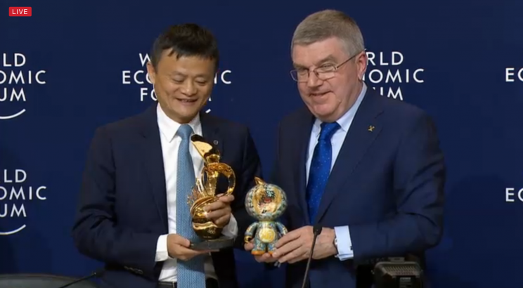 Sweet Alibaba Olympic Deal for the next 12 years