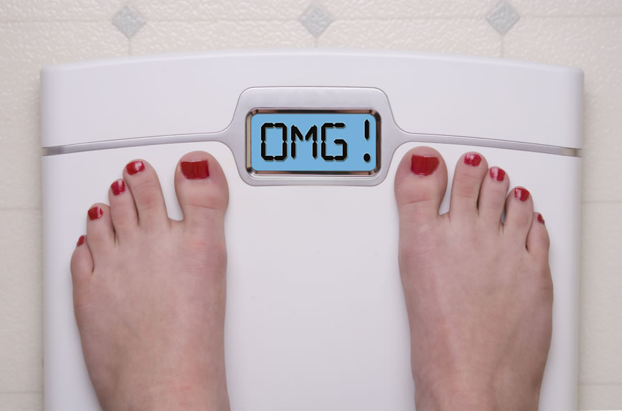 Americans Weigh Heavier than before