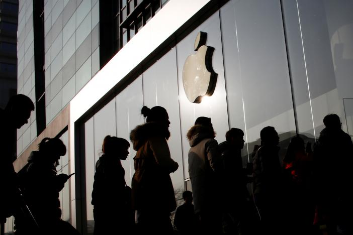 Apple sues Qualcomm, saying chipmaker withheld $1B