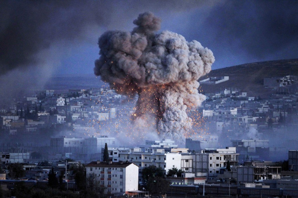 Cease-Fire in Syria
