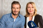 David Beckham to be castaway on 75th anniversary Desert Island Discs