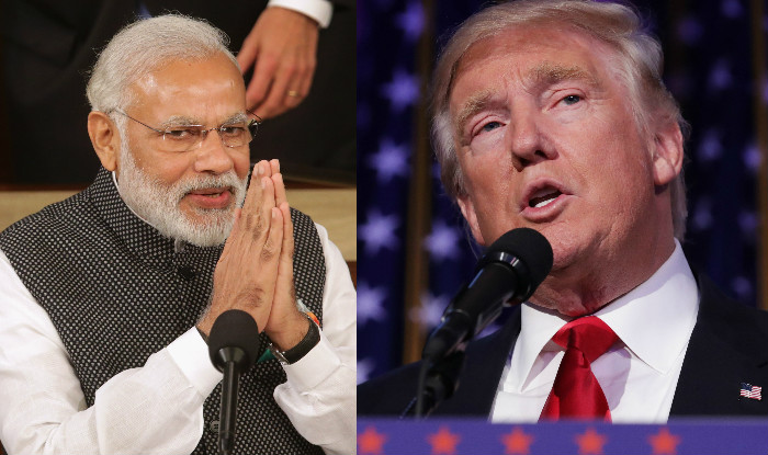 Donald Trump invites Narendra Modi to visit this year, calls India a true friend