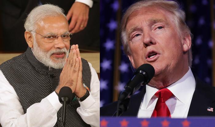 Donald Trump invites Narendra Modi