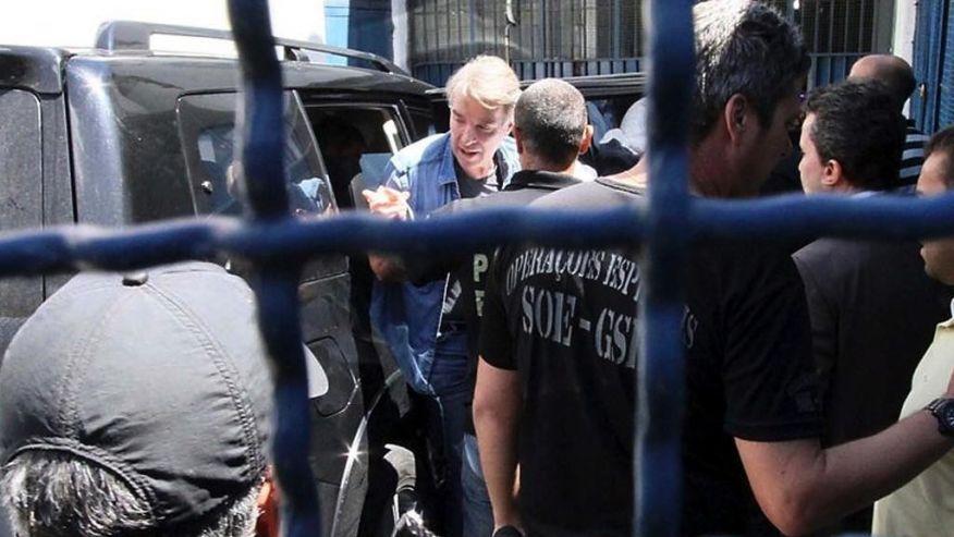 Brazil's former richest man Eike Batista jailed