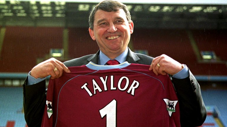Former England manager Graham Taylor dies at 72