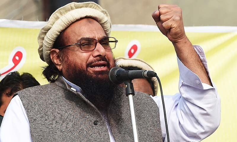 Pakistan detains Hafiz Saeed – alleged Mumbai attack mastermind