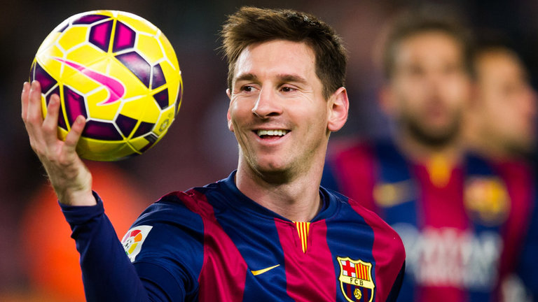 Lionel Messi: Barcelona punish club official over comments about Argentina forward