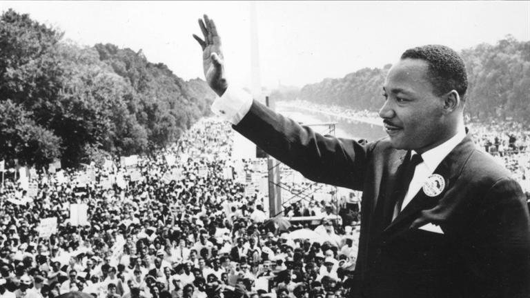 """""""I have a dream"""" – The story of Martin Luther King Jr"""