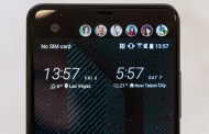 Review of New HTC Flagship Phone – two screens, AI and no headphone jack