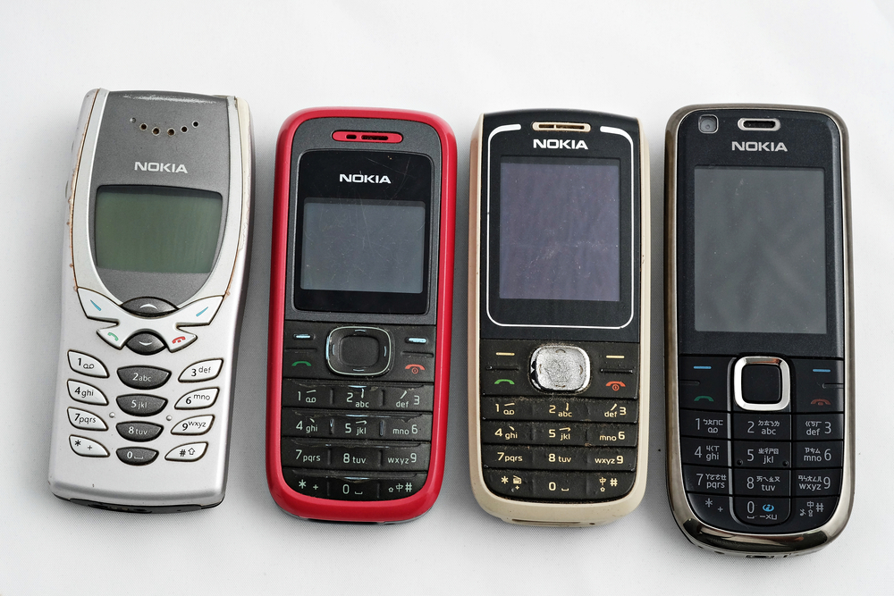 The rise and rise and epic fall of nokia international for Epic cell phone
