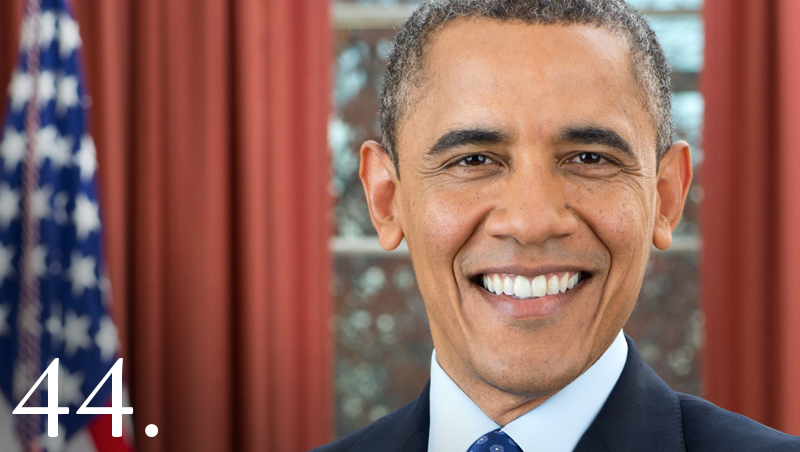 Bye bye Obama, welcome back to being a normal citizen