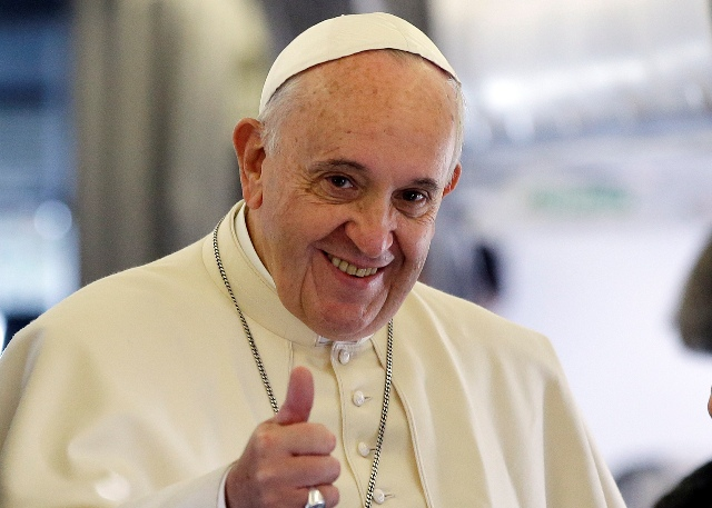 Pope Francis warns against rise in populism