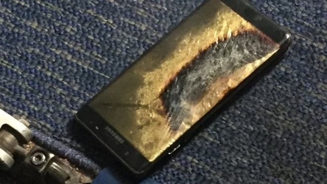 Samsung confirms faulty batteries