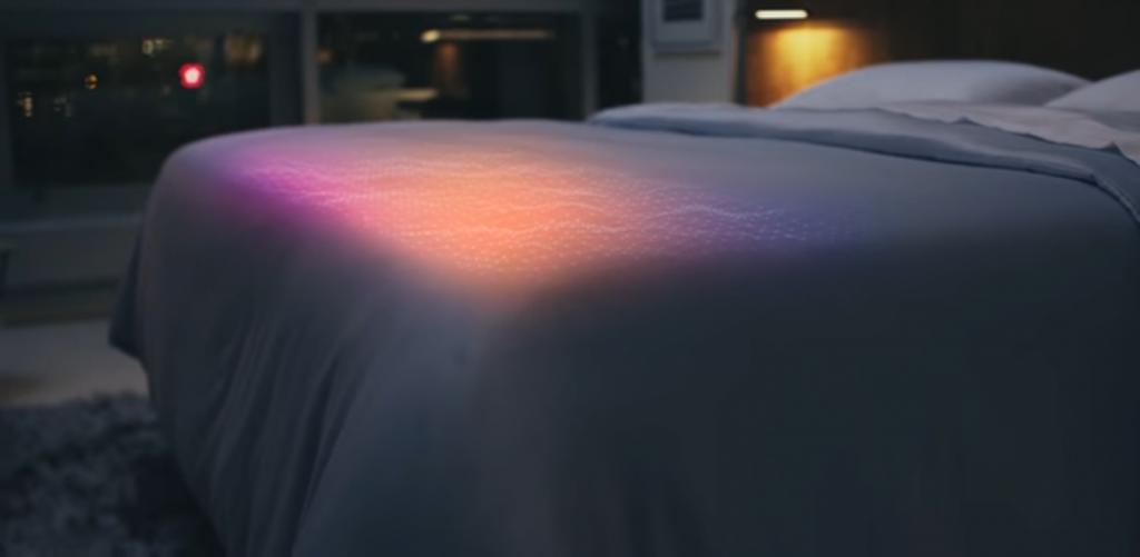 Sleep Number smart bed