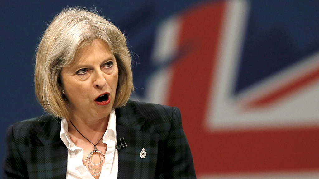 Theresa May Criticized for refusing to respond to Donald Trump's Immigration Executive Orders