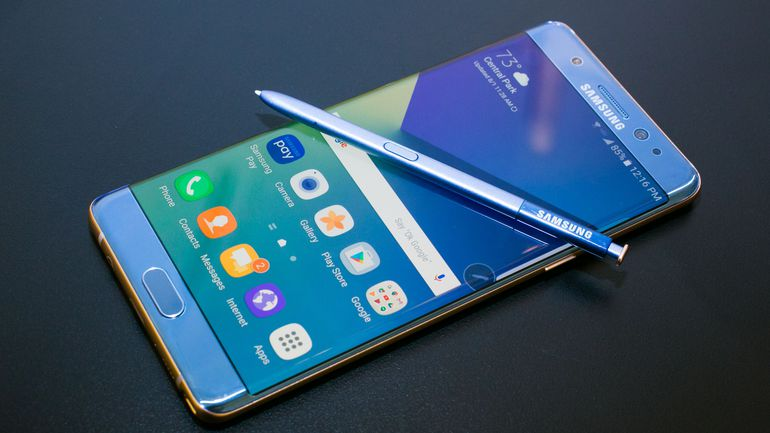 Why Galaxy Note 7 Catch Fire