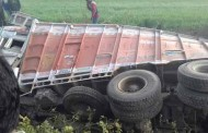 25 school children dead, 36 injured after bus collides with a truck