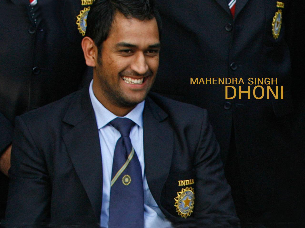 Mahendra Singh Dhoni steps down as the captain of the Indian cricket team