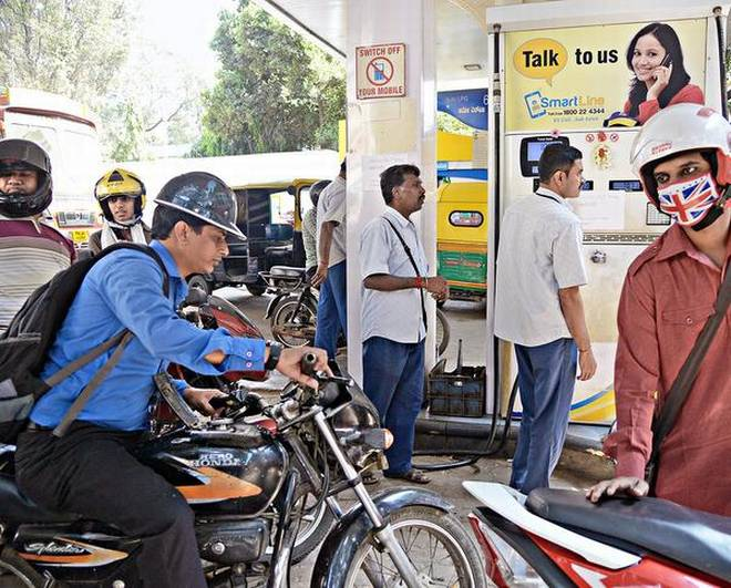 From Monday, petrol pumps will not accept cards