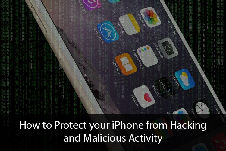 How to protect iPhone from hacking with the latest iOS update