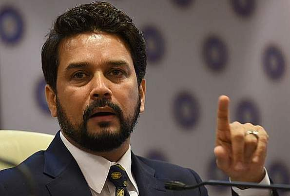 Supreme Court removes BCCI President Anurag Thakur on charges of perjury