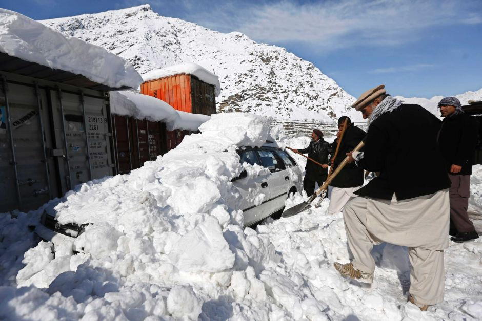 Afghanistan avalanches bury villages as deadly slides kill more than 100
