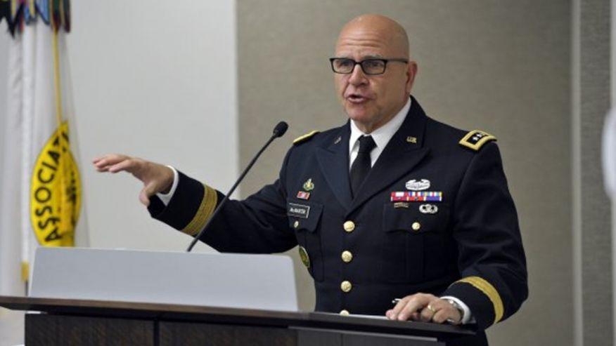 Army Lt. Gen. H.R. McMaster
