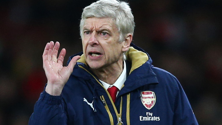 Arsene Wenger Denies Claims He is Leaving Arsenal