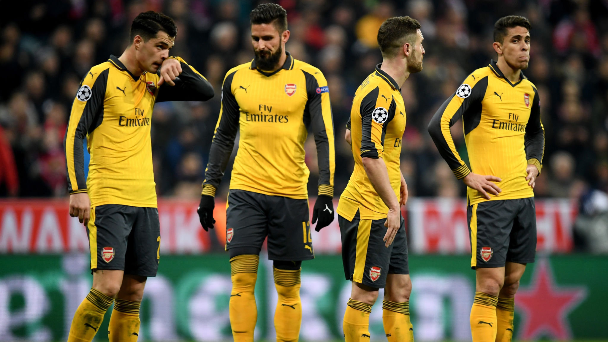 Pressure Mounts on Arsene Wenger after losing 5 – 1 to Bayern Munich