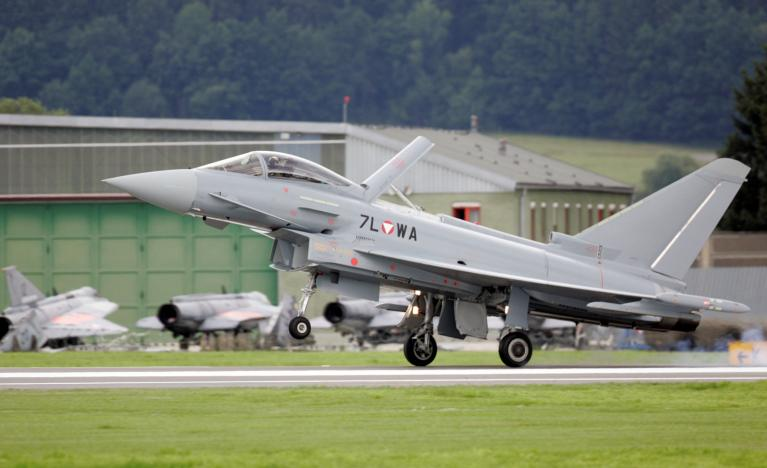 Austria sue Airbus and Eurofighter consortium over a 2 billion-euro deal to buy Typhoon warplanes
