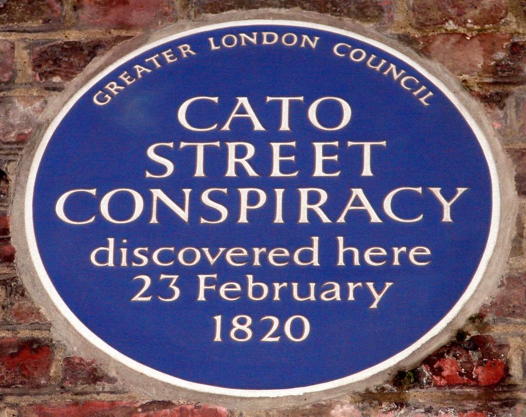 Cato Street Conspiracy