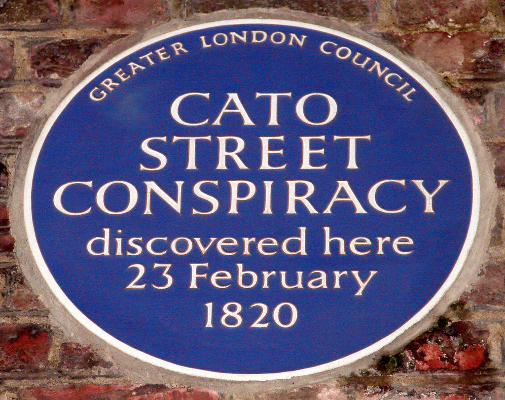 Cato Street Conspiracy: A plot to murder all the British Cabinet Ministers is exposed