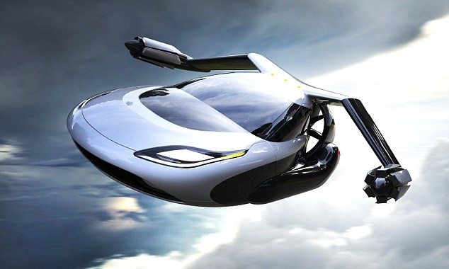 Is Uber Working on a Flying Car?