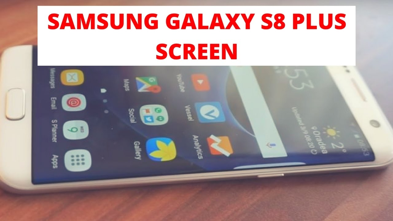 Samsung Galaxy S8 Plus to Feature massive screen, Release Date is now known