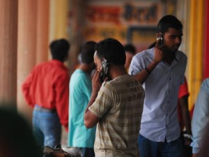 Indian-phone-subscribers