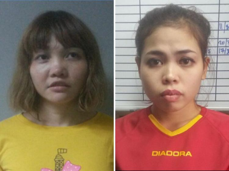 Two women to be charged in connection with Kim Jong-nam Death
