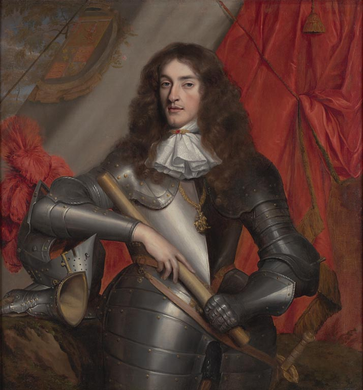 The Making of King James II – The Formative Years of a Fallen King