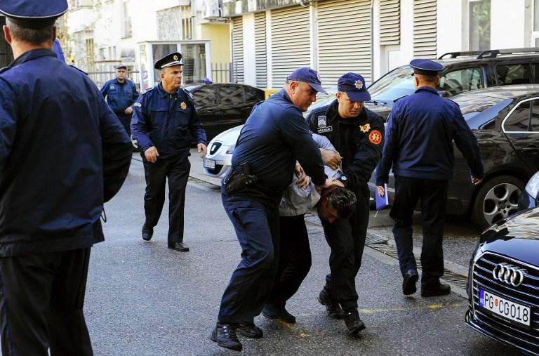 Montenegro Coup Attempt