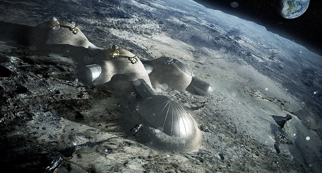 NASA and European Space Agency to send Humans Past the Moon