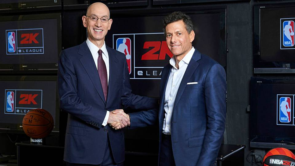 NBA e-sports league