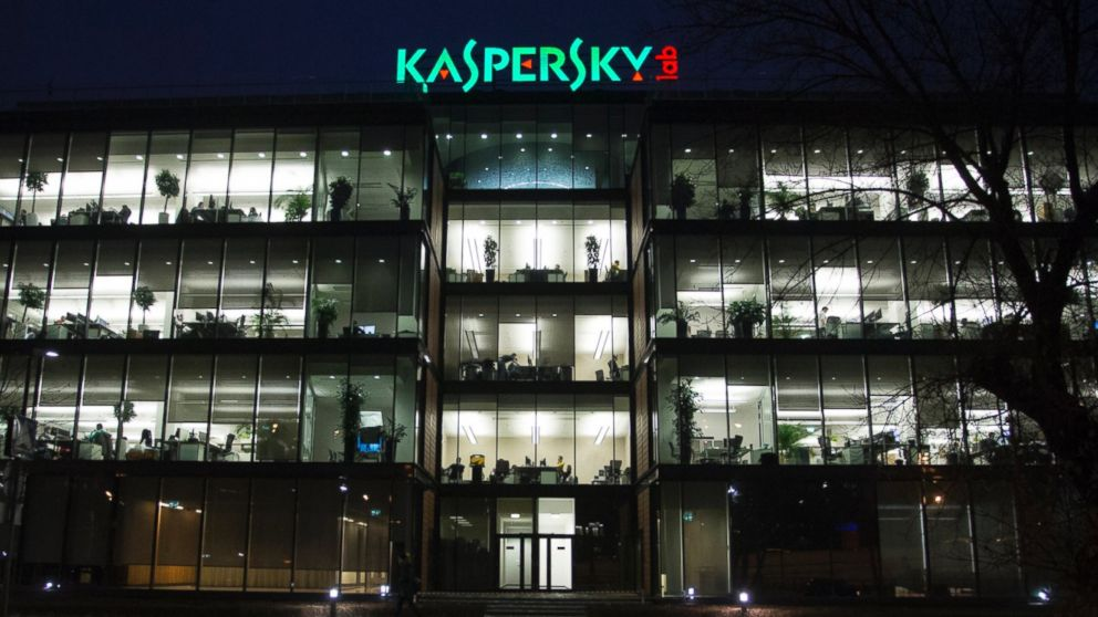 Russia charges Kaspersky Executive with treason