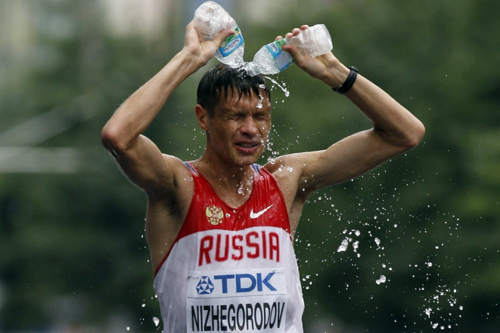 Russia's Suspension from World Athletics