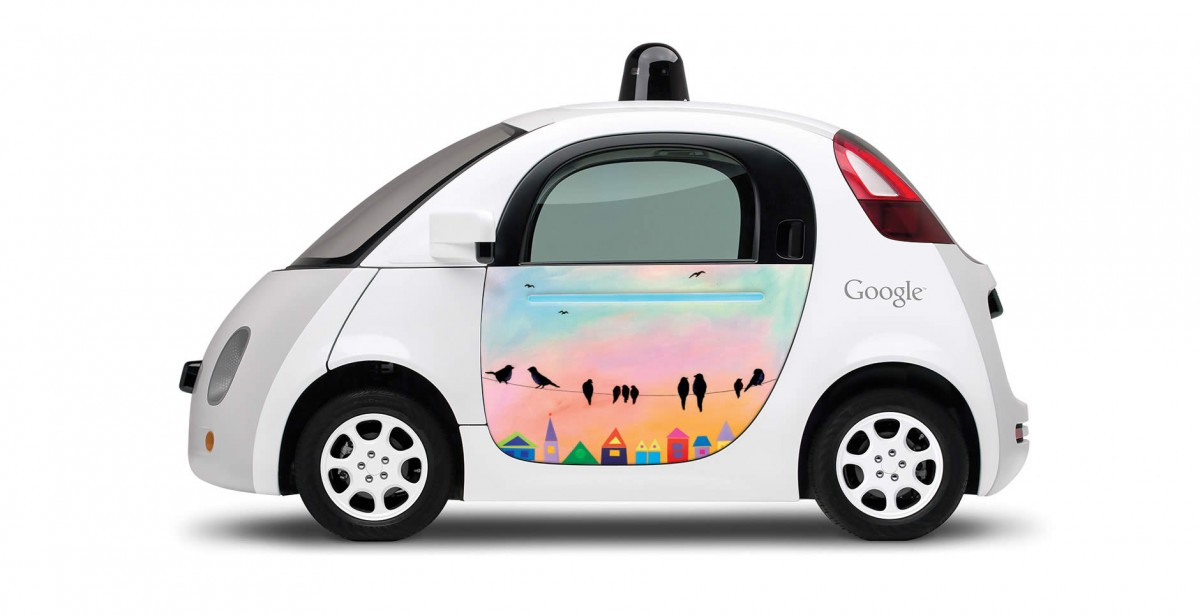 Google's Self-Driving Car Division Sues Uber