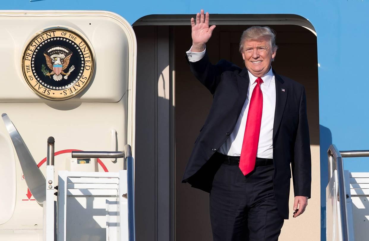 Trump Criticize Judge after Travel Ban Setback
