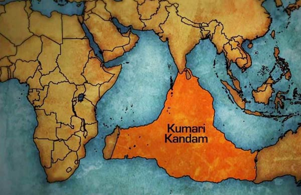 India and Madagascar's Tug-of-War Destroyed Missing Continent