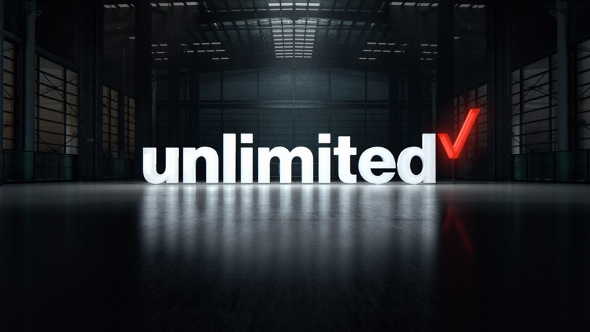 Verizon unlimited Data
