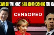 APPLE Boss Calls for War on Fake News