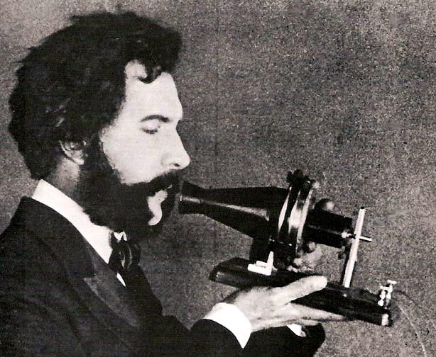 Who made the World's First Telephone Call? How long did it last?